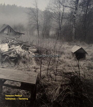 Vytautas Pletkus,Tustejimas / Vanishing