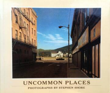 Stephen Shore,Uncommon places (Signed)