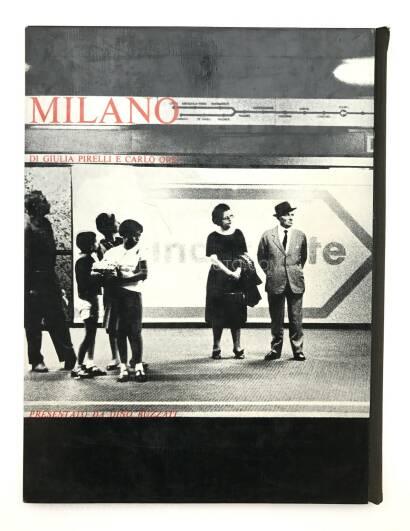 Giulia Pirelli,Milano