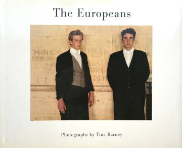 Tina Barney,The Europeans