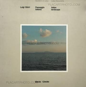 Luigi Ghirri,Paesaggio italiano / Italian landscape