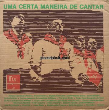 Costa Martins,Uma certa maneira de cantar : Reforma agrária: unir, construir, vencer
