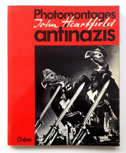 John Heartfield,Photomontages antinazis