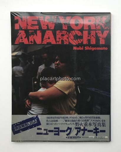 Shigemoto Nobi,New York Anarchy
