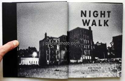 Ken Schles,Night Walk (Signed)