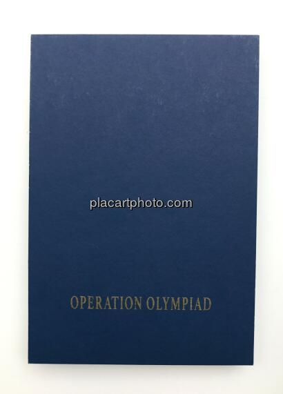 Alessandro Perini,Operation Olympiad (Numbered and signed copy)