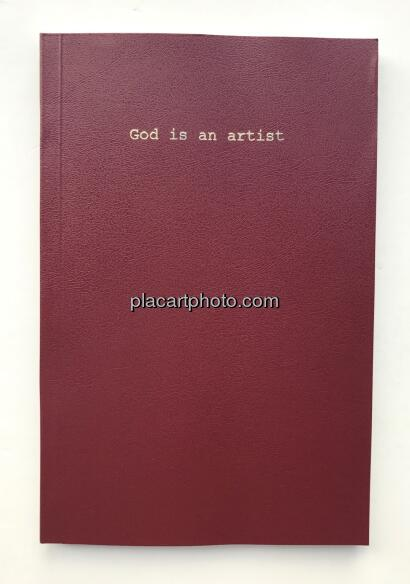 Svitlana Levchenko,God is an artist (ONLY 100 COPIES - SIGNED)