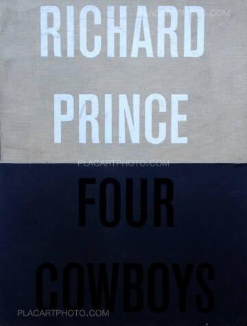 Richard Prince,Four Cowboys
