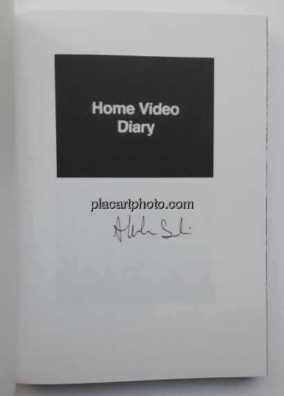 Attilio Solzi,Home Video Diary (SIGNED)
