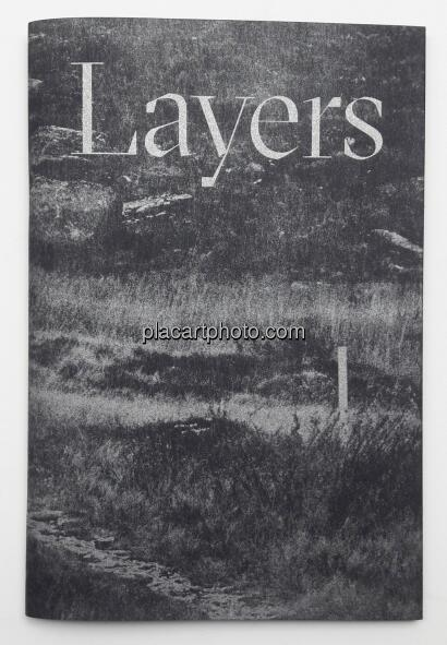 Jonathan Liu,Layers (ONLY 83 COPIES - SIGNED)
