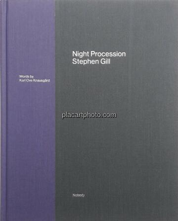 Stephen Gill,Night procession (SIGNED)