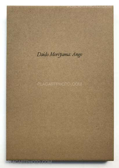 Daido Moriyama,Ango (SIGNED)