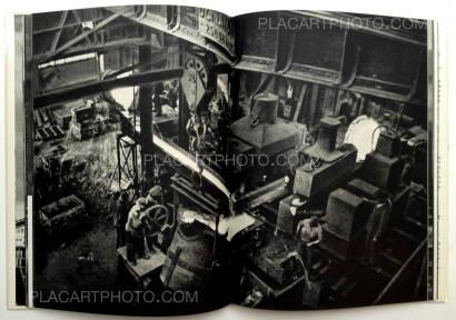 Jakob Tuggener,Fabrik - Ein Bildepos der Technik von Jak Tuggener