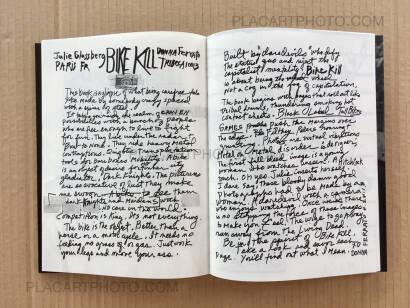 Julie Glassberg,BIKE KILL (Signed)