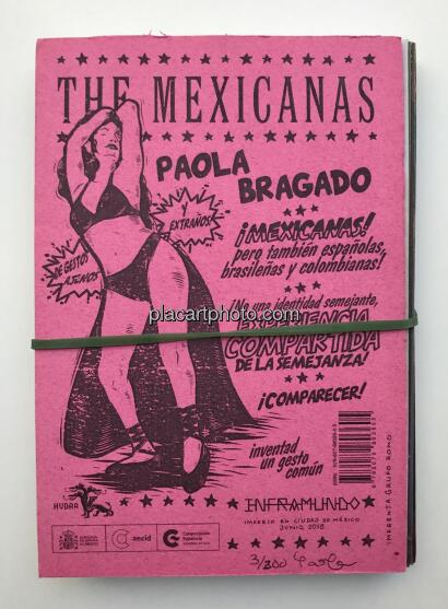 Paola Bragado,THE MEXICANAS (HAND MADE EDITION)