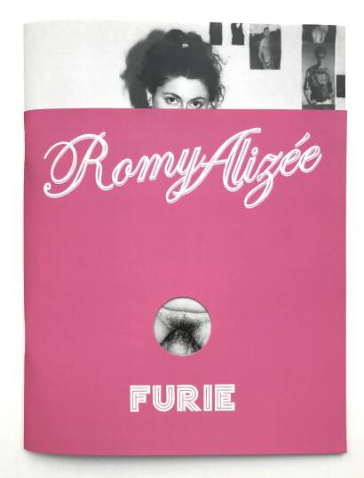 Romy Alizée,FURIE (ONLY 150 COPIES SIGNED)