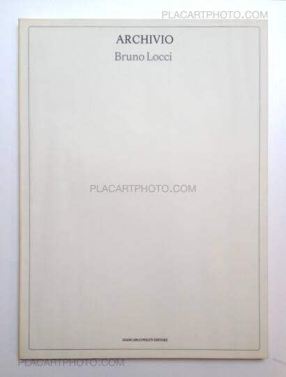 Bruno Locci,Archivio (Signed)