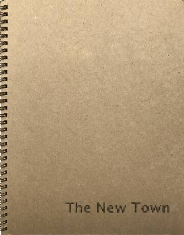 Andrew Hammerand,37) The New Town vol.3 (Numbered and signed)only 25 copies!