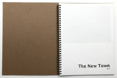Andrew Hammerand,36) The New Town vol.2 (Numbered and signed)only 25 copies!