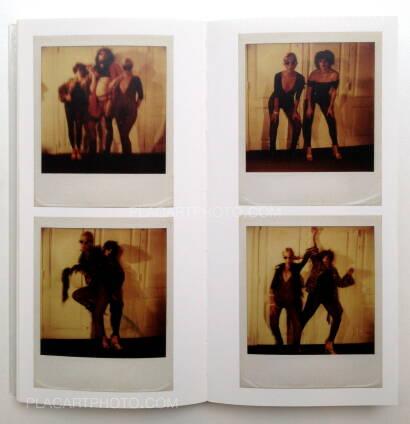 Julião Sarmento,95 Polaroids SX70