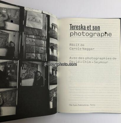 Carole Naggar,TERESKA ET SON PHOTOGRAPHE: UN RECIT (Sealed copy)