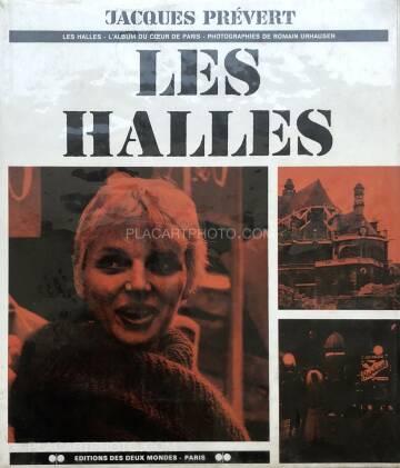 Romain Urhausen,LES HALLES