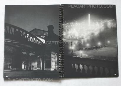 Brassaï,Paris de Nuit. 60 Photos inédites de Brassaï