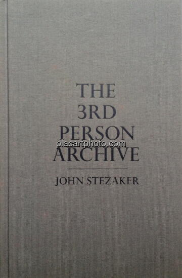 John Stezaker,The 3rd Person Archive