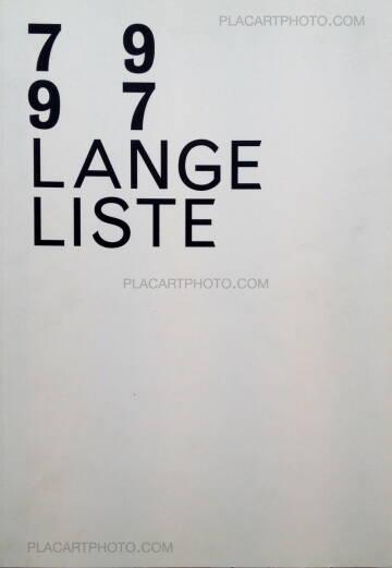 Christian Lange,Lange List 79-97