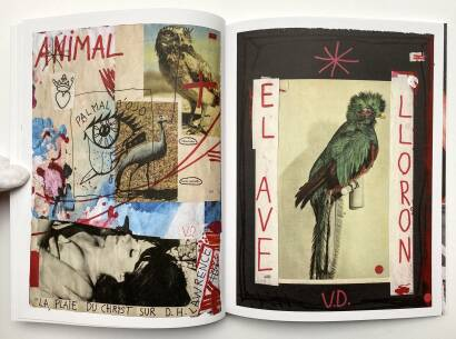 Vincent Delbrouck,SHARON STONE  LA VIE DES ANIMAUX - VOL.1 (Signed copy)