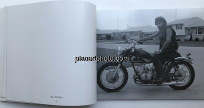 Jim Miteff,PORTRAITS OF AMERICAN BIKERS (SIGNED)