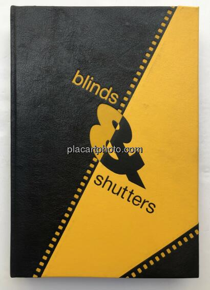 Michael Cooper,Blinds & Shutters (signed by 9 contributors)