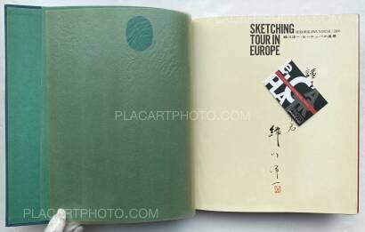 Yoichi Midorikawa,Sketching Tour in Europe (signed and dedicated)