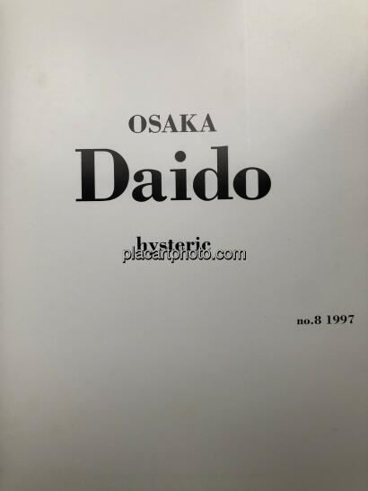 Daido Moriyama,Hysteric N°8