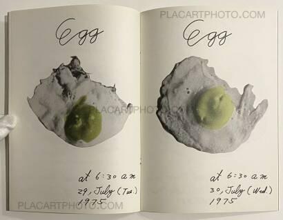 Kowa Kato,Egg 1975, 7, 16〜8,15 (Signed)
