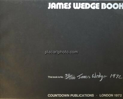 James Wedge,James Wedge Book (Signed)