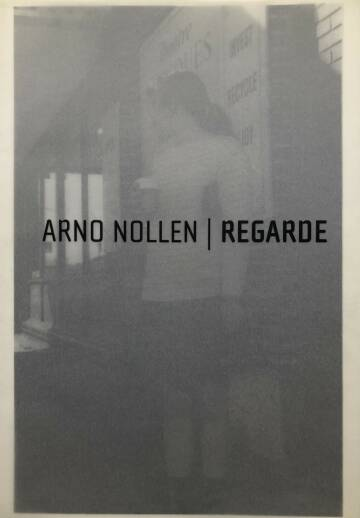 Arno Nollen,REGARDE (Numbered and signed)