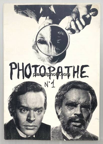 Collectif,Photopathe n°1