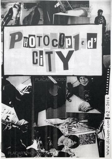 JF Chapp,PHOTOCOPIED CITY