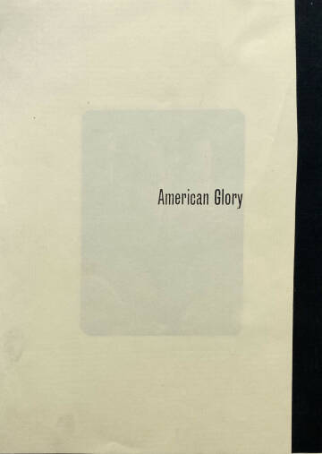 Jim Reed,American Glory (Signed edt of 25)