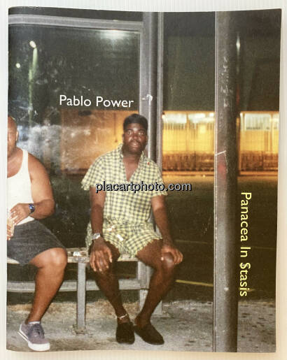 Pablo Power,Panacea In Stasis (Edt of 20)