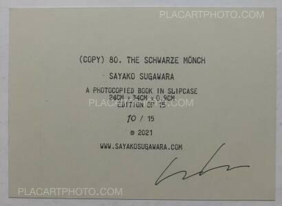 Sayako Sugawara,(Copy) 80. The Scharze Mönch (EDT OF 15)