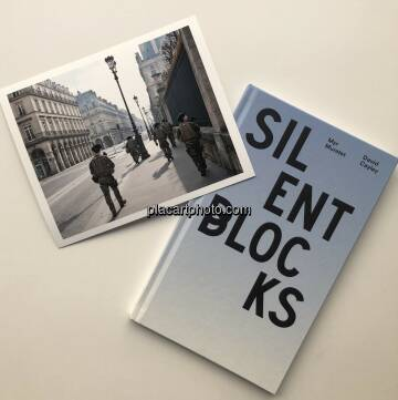 Myr Muratet,Silent Blocks (Special edition with print)