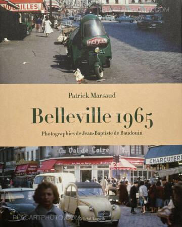 Jean-Baptiste de Baudouin,Belleville 1965