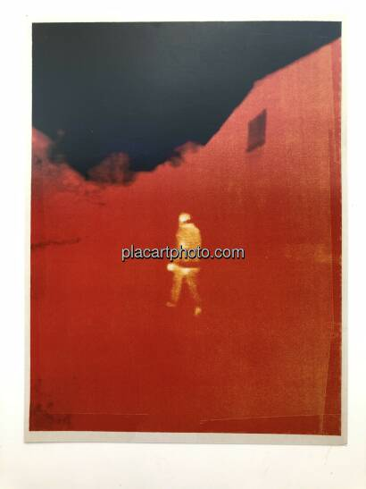 Theo Elias,RED / JANUARY 2021 (SPECIAL EDT OF 10 WITH A PRINT)