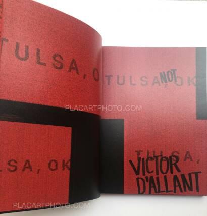 Victor D'allant,TULSA, OK (SIGNED)