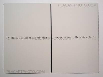 Stéphane Duroy,J'étais là (Signed by both)