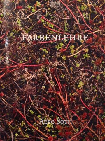 Alec Soth,Farbenlehre (sealed copy)