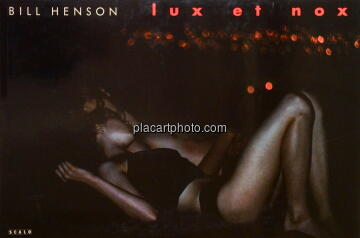 Bill Henson,lux et nox (Ltd signed edition only 60copies)