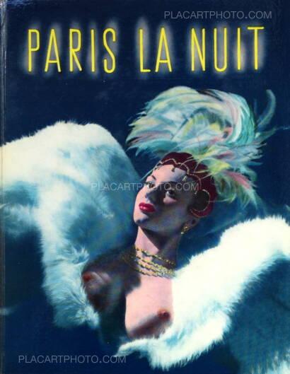 Daniel Frasnay,PARIS LA NUIT (envoi de l'auteur)